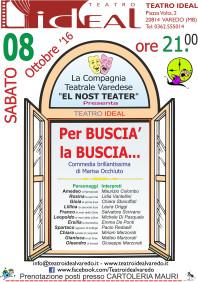 PER BUSCIA' LA BUSCIA