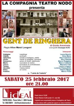 GENT DE RINGHIERA